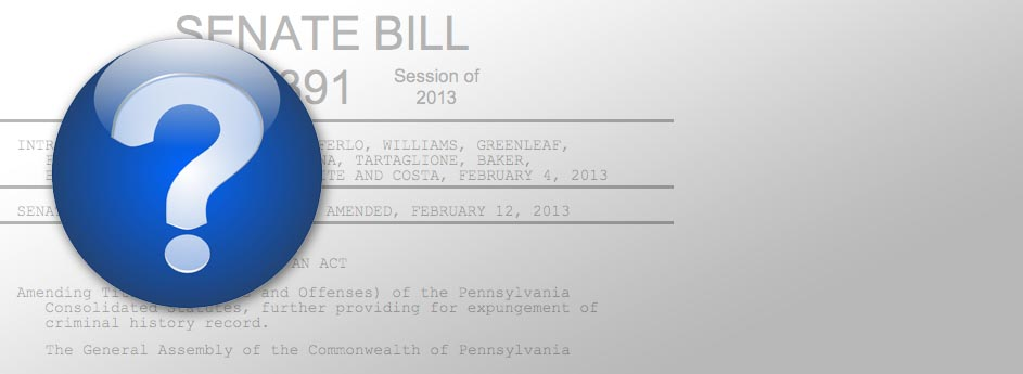 senate bill 391 questions