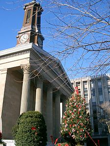 chester courthouse